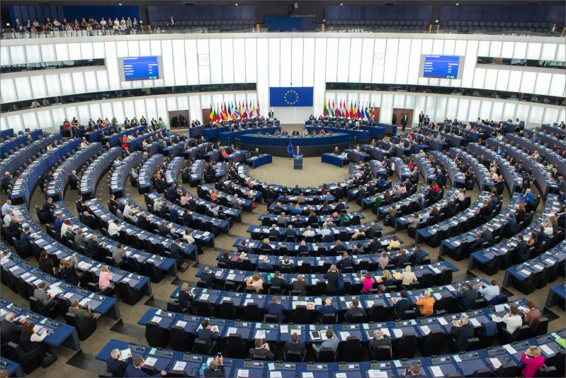 MOFA thanks European Parliament for resolutions backing Taiwan Photos - New Southbound Policy