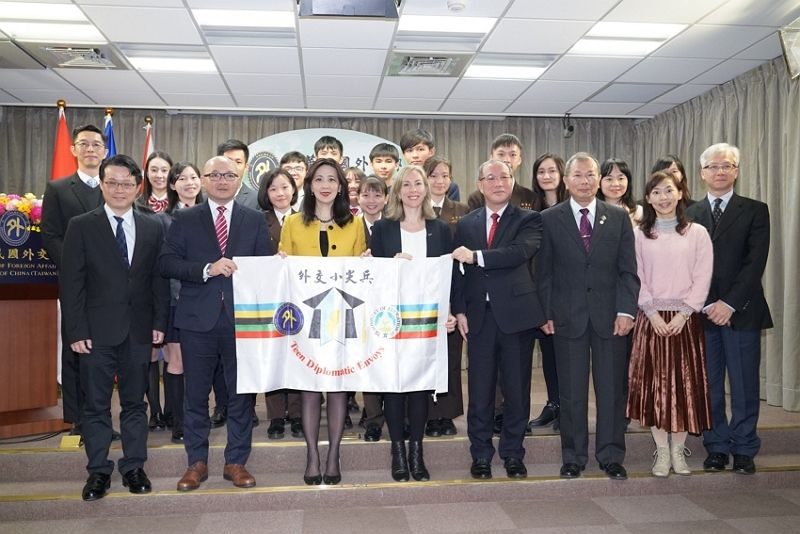 Taiwan youth envoys set for Indonesia, New Zealand Photos - New Southbound Policy