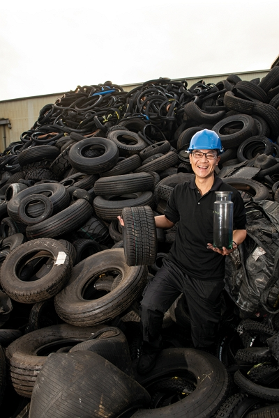Waste Reduction by Design: Building the Circular Economy in Taiwan Photos - New Southbound Policy