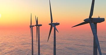 Taiwan offshore wind energy Photos - New Southbound Policy