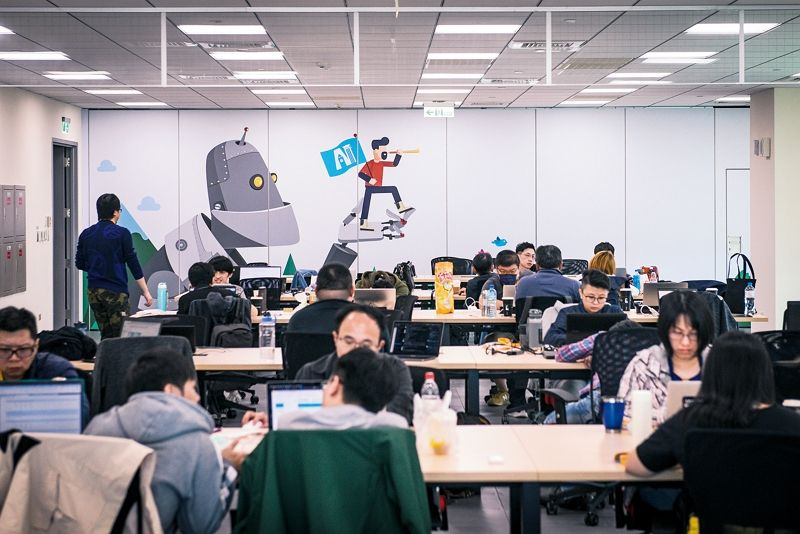 Cultivating New AI Professionals: The Taiwan AI Academy Photos - New Southbound Policy