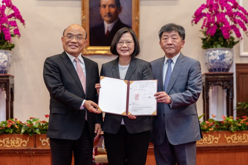 Taiwan passes COVID-19 relief act