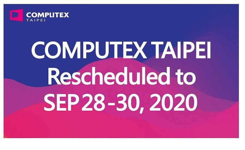 COMPUTEX 2020 Rescheduled to September Presenting 5G & communications, smart solutions, gaming, and startups Photos - New Southbound Policy