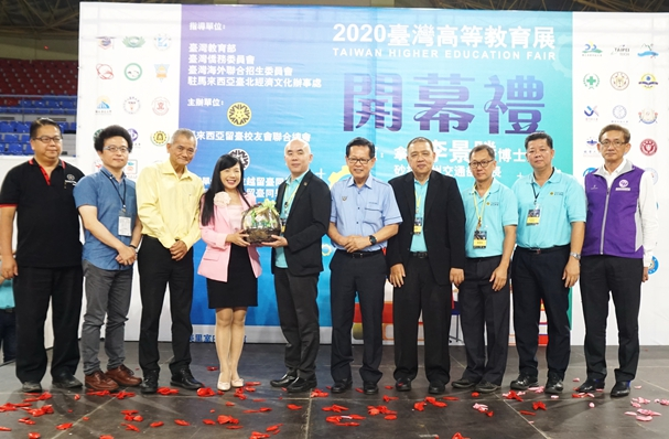 2020 Taiwan Higher Education Fairs in East Malaysia Photos - New Southbound Policy