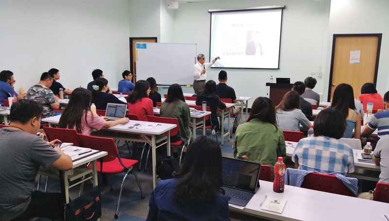 New Southbound personnel training program in Kaohsiung starts  Photos - New Southbound Policy