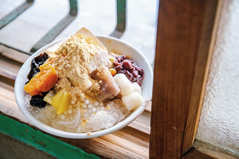 Vintage Flavors: Shaved Ice in Madou and Qishan Photos - New Southbound Policy