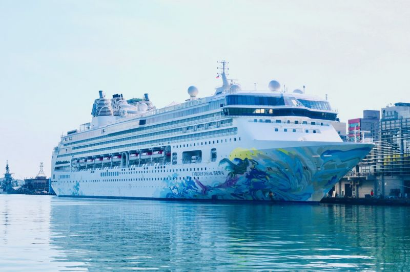 Cruise line resumes services to Taiwan's outlying islands