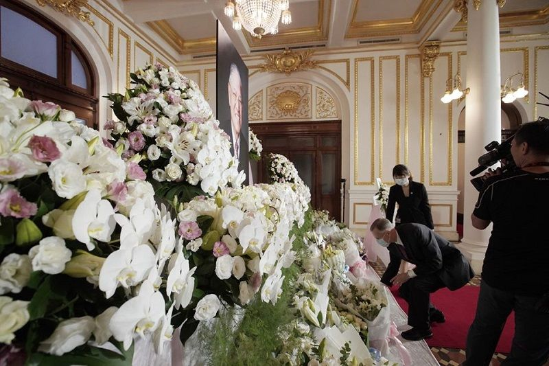 MOFA expresses profound sorrow over death of former President Lee Teng-hui and thanks international community for messages of sympathy and condolences Photos - New Southbound Policy