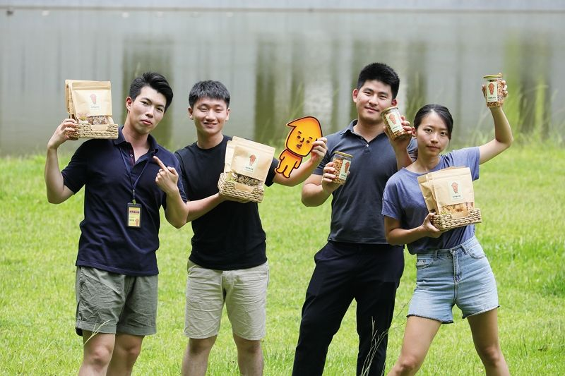 Fulfilling Youthful Dreams—Kooidea Fosters Entrepreneurialism on Campus Photos - New Southbound Policy