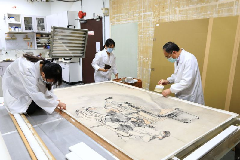Restoration breathes new life into artifacts in Taiwan