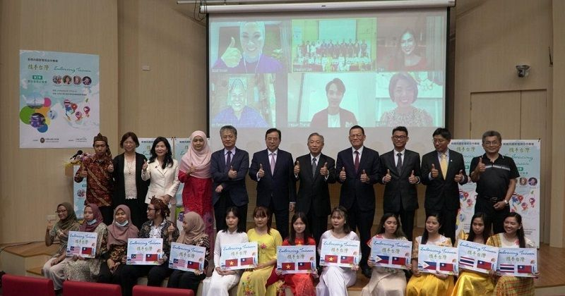 Co-produced TV shows airing in 4 NSP target countries spotlighted by MOFA Photos - New Southbound Policy