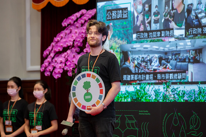 Winners of Presidential Hackathon awards honored in Taipei Photos - New Southbound Policy