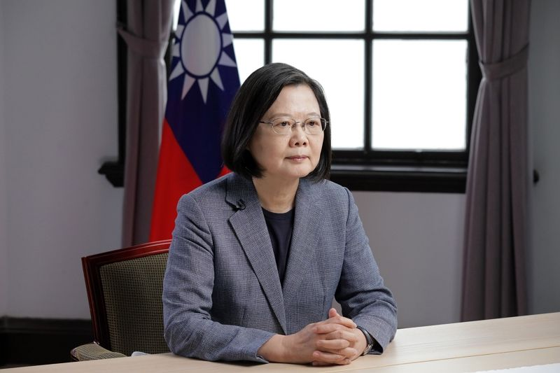 President Tsai addresses opening of 2020 Yushan Forum Photos - New Southbound Policy