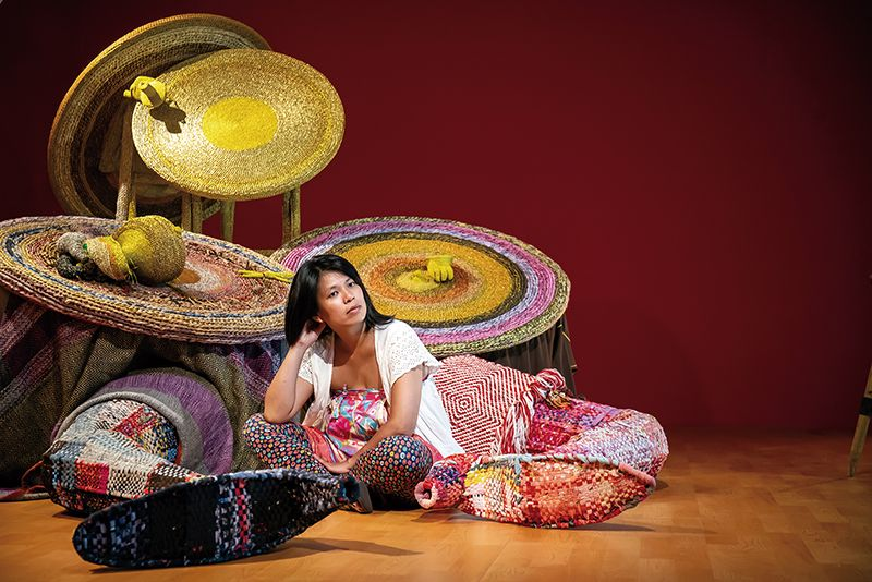 Labay Eyong: A Mother's Woven Path Photos - New Southbound Policy