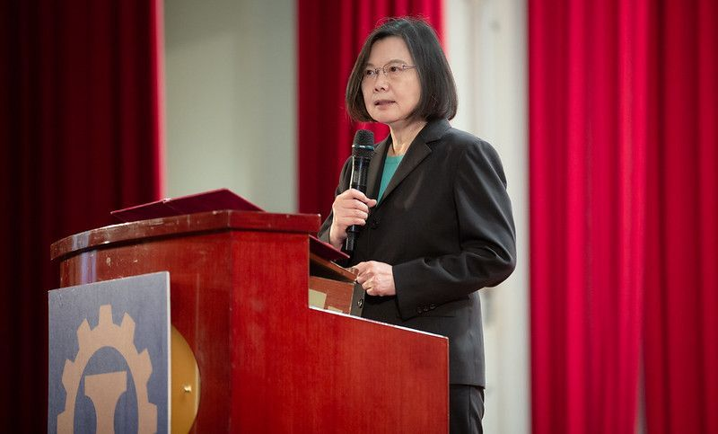 President Tsai lauds contributions of Taiwan expatriates Photos - New Southbound Policy