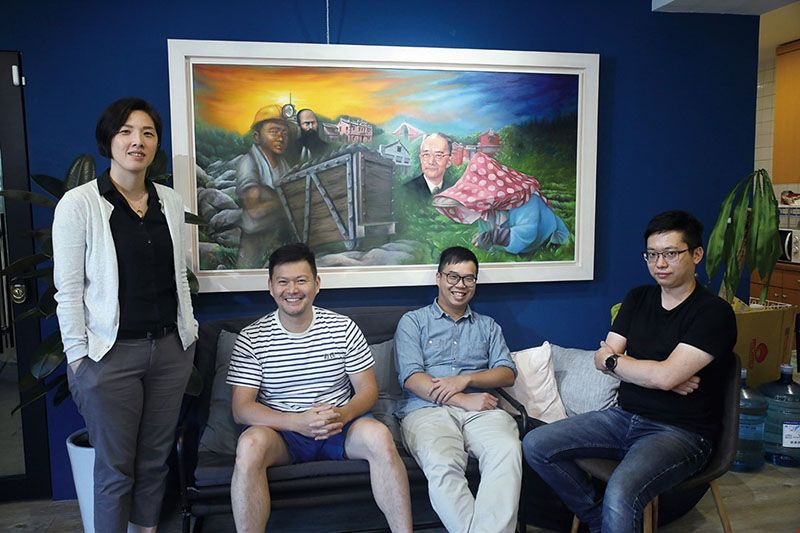 Scouring the Globe for Taiwanese History: The Taiwan National Treasure Foundation Photos - New Southbound Policy