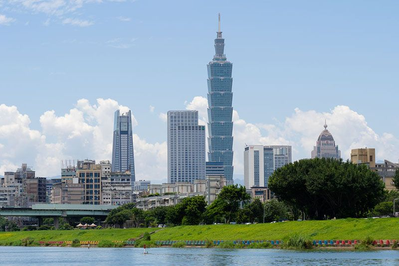Taiwan remains 3rd in latest BERI global investment report Photos - New Southbound Policy