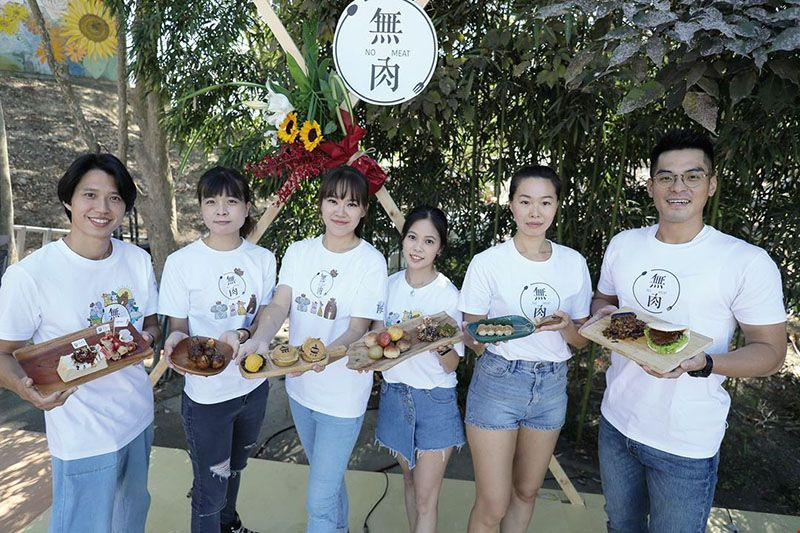 Taiwan's Vegetarian Awakening—A Gathering Trend Photos - New Southbound Policy