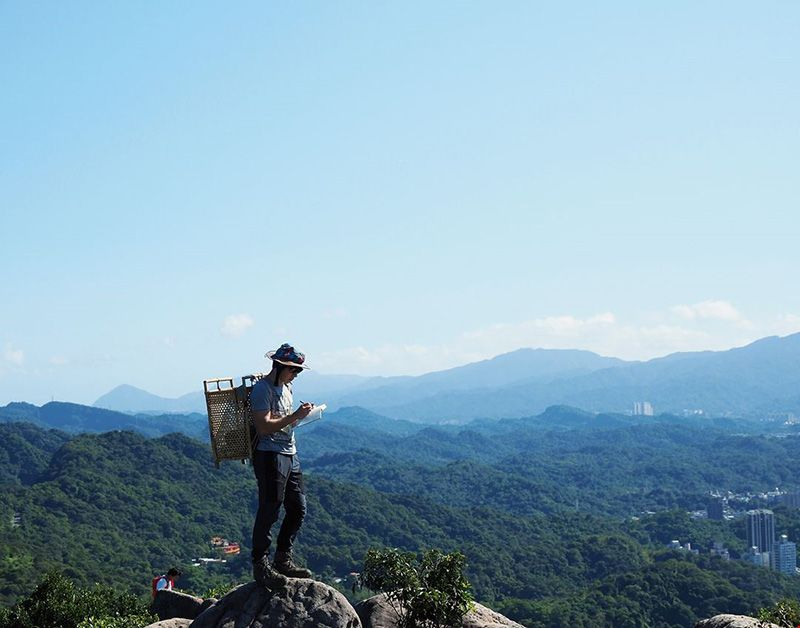 Drawing the Mountains: Shen Enmin's Quest for Self-Knowledge Photos - New Southbound Policy
