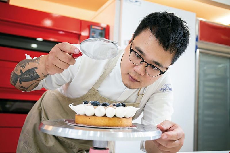 A Sweet Dream Come True: Huang Jie's Pâtisserie of Love and Intuition Photos - New Southbound Policy