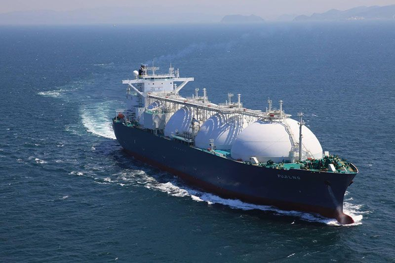 CPC Taiwan received first long-term LNG cargo from Cheniere Photos - New Southbound Policy