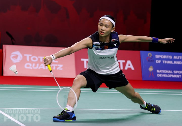 Taiwanese badminton ace reaches quarterfinals at Toyota Thailand Open Photos - New Southbound Policy