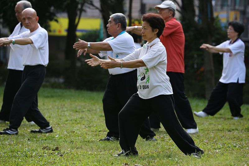 Taiwan's eldercare industry benefits from demographic change Photos - New Southbound Policy