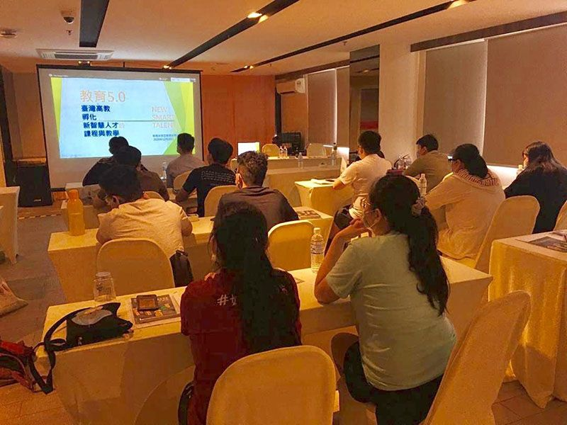 """The Education Division at TECO in Malaysia & the Taiwan Alumni Association of Sabah Organize a """"Sabah Elite Leadership Training Workshop"""" Photos - New Southbound Policy"""