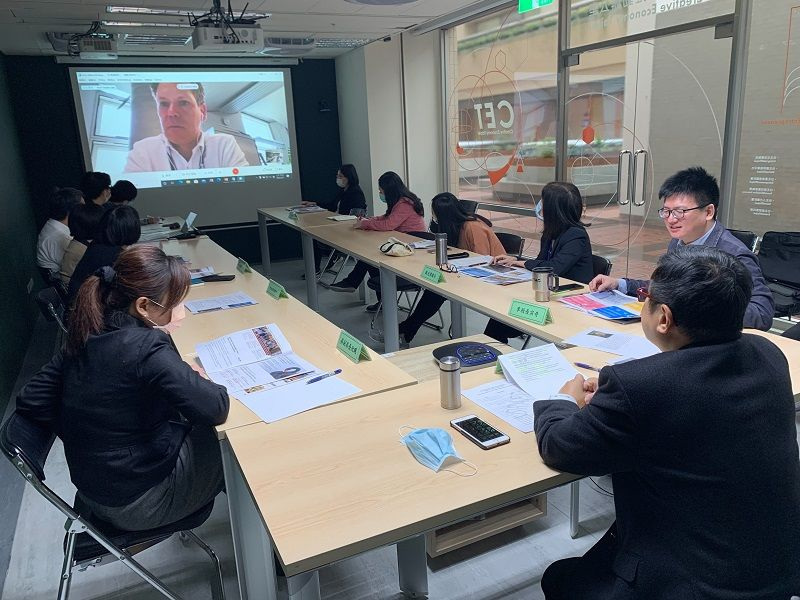 Taipei, Melbourne Discuss COVID-19 Prevention and Economic Recovery Plans Photos - New Southbound Policy