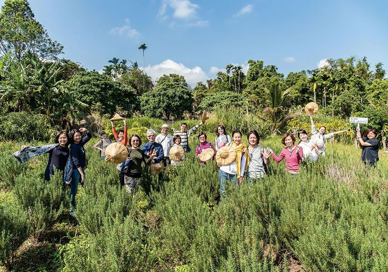 Returning to the Heart of Taiwan: Blueseeds Goes Back to Nature Photos - New Southbound Policy