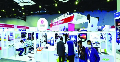 28th Convergence India expo begins Photos - New Southbound Policy
