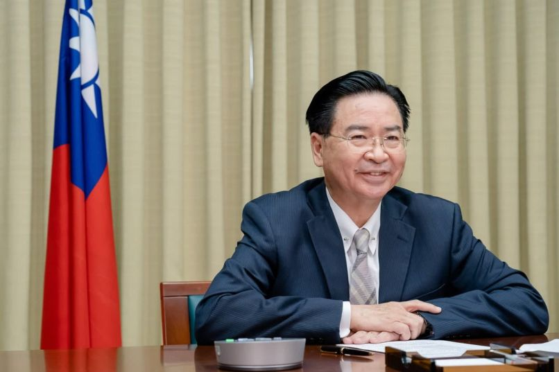 Foreign Minister Wu talks Taiwan-Australia ties in exclusive AFR interview[open another page]