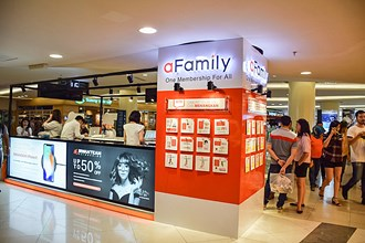 """Eztable CEO Alex Chen relocated his headquarters to Jakarta and launched a totally new brand, """"aFamily."""" (photo courtesy of Eztable)"""