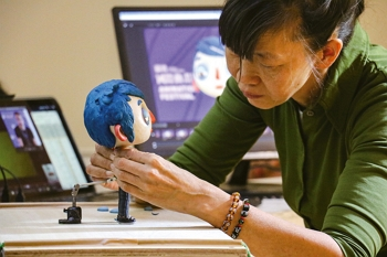 The Kuandu International Animation Festival brings international speakers to Taiwan to hold workshops and share their animated productions.