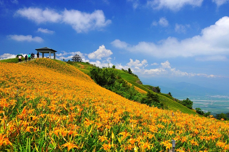 Excellent hiking trails such as those on Mt. Liushishi in eastern Taiwan's Hualien County are among the reasons for the nation's inclusion in the top 10 destinations worldwide deserving of more attention in 2019, according to travel website Globe Spots. (Courtesy of Hualien County Government)