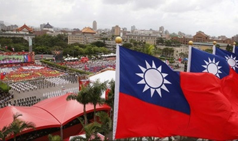 The commitment of the Taiwan people to freedom and democracy continues to garner strong support from the international community. (Courtesy of Office of the President)