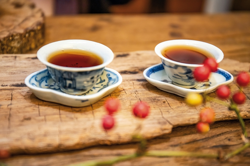"The ""art of tea"" and the ""way of tea"" are at the core of Chinese tea culture. (photo by Lin Min-hsuan)"