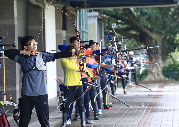 Taiwan's sports universities provide athletes with top-class degrees, training