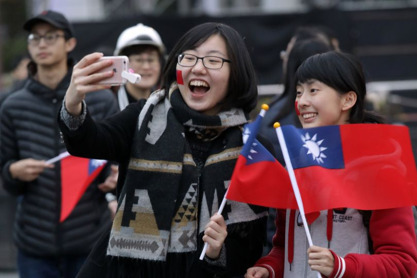 "Taiwan is classified as ""free"" for the 21st consecutive year in the latest Freedom in the World report. (CNA)"