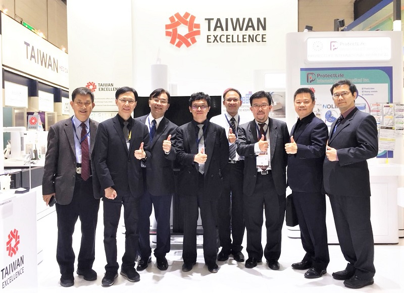 Government leads over 100 important medical device firms to MEDICA, successfully promoting Taiwan's healthcare brand name and industry strength