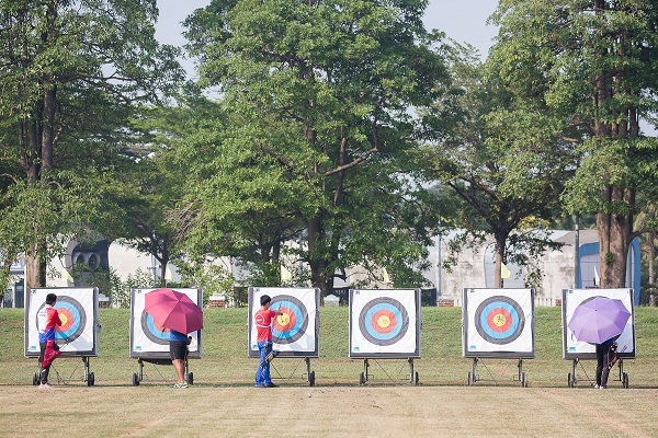 National Sports Training Center spearheads Taiwan's efforts to capture Olympic glory