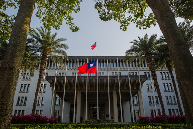 The MOFA is sincerely grateful for the support of officials from Canada, the U.K. and U.S for Taiwan's participation in the activities and meetings of the WHO. (Staff photo/Chin Hung-hao)