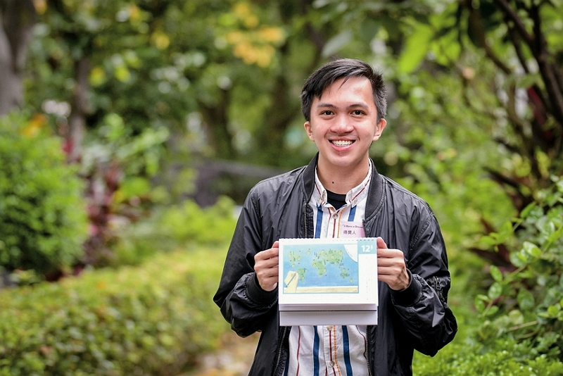 A Filipino youth named John, who received free reconstructive surgery for cleft lip and palate from an overseas mission of the Noordhoff Craniofacial Foundation many years ago, has grown up to be a healthy and optimistic young man.