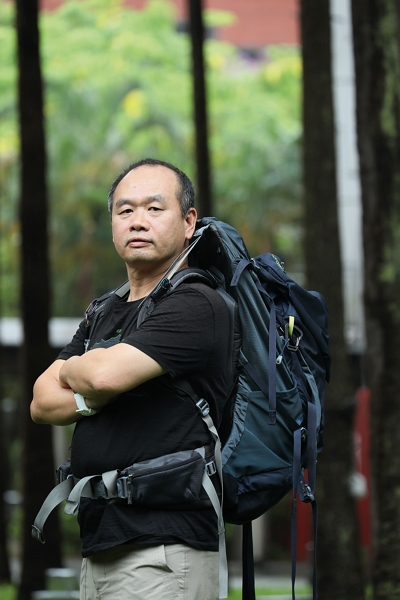 NTNU professor Hsieh Chi-mou's leadership training emphasizes practical experience, self-reflection, self-development, serving others, and valuing study.