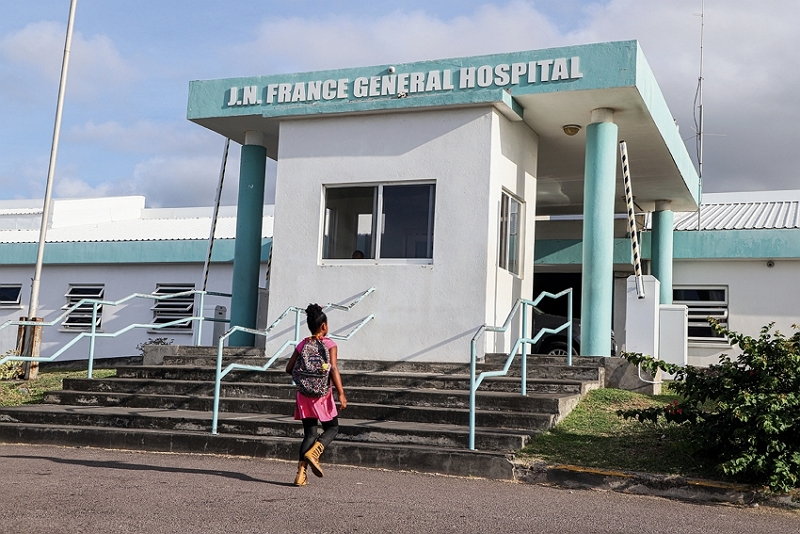 The J.N. France General Hospital is St. Kitts and Nevis' most important medical institution. The hospital's implementation of an electronic records system has greatly increased patient satisfaction and quality of care.