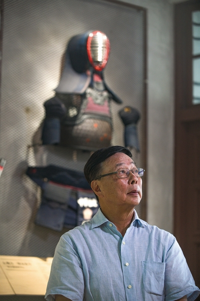 After Hsu Heng-hsiung passed away, Hsu Yen-lang went to work on the property where Hsu Heng-hsiung had lived and worked. Wanting to create a memorial for his father and brother, Hsu Yen-lang ended up founding the Taoyuan Kendo Story House.