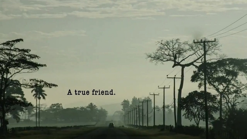 "The short film ""A True Friend"" spotlights the ways Taiwan Can Help realize the U.N. SDGs and Agenda 2030. (MOFA)"