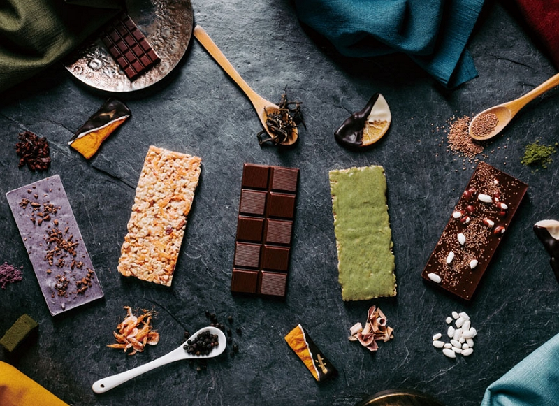 Fu Wan Chocolate's high quality chocolates are attracting interest at international contests. (Photo courtesy of Fu Wan Chocolate)