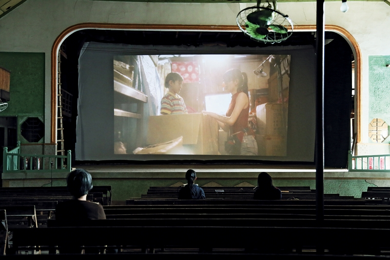 The sounds and images of cinema, TV, and radio have helped shape Taiwan's national psyche. (photo by Jimmy Lin)
