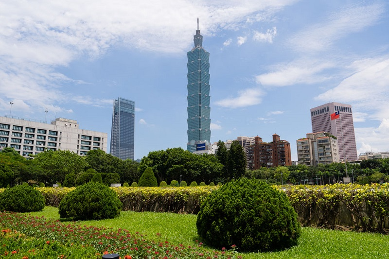 Taiwan ranks 11th out of 63 major economies in the latest World Digital Competitiveness Ranking published Oct. 1 by Switzerland-based IMD. (Staff Photo/Chin Hung-hao)